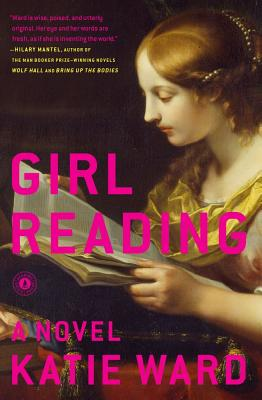 Girl Reading By Ward, Katie